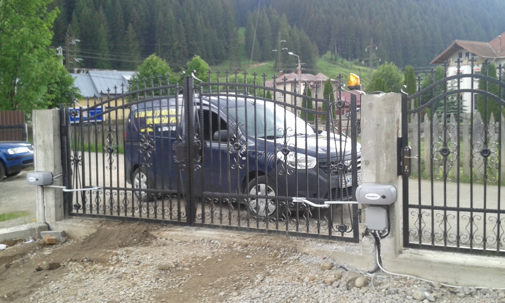 automatizare porti batante